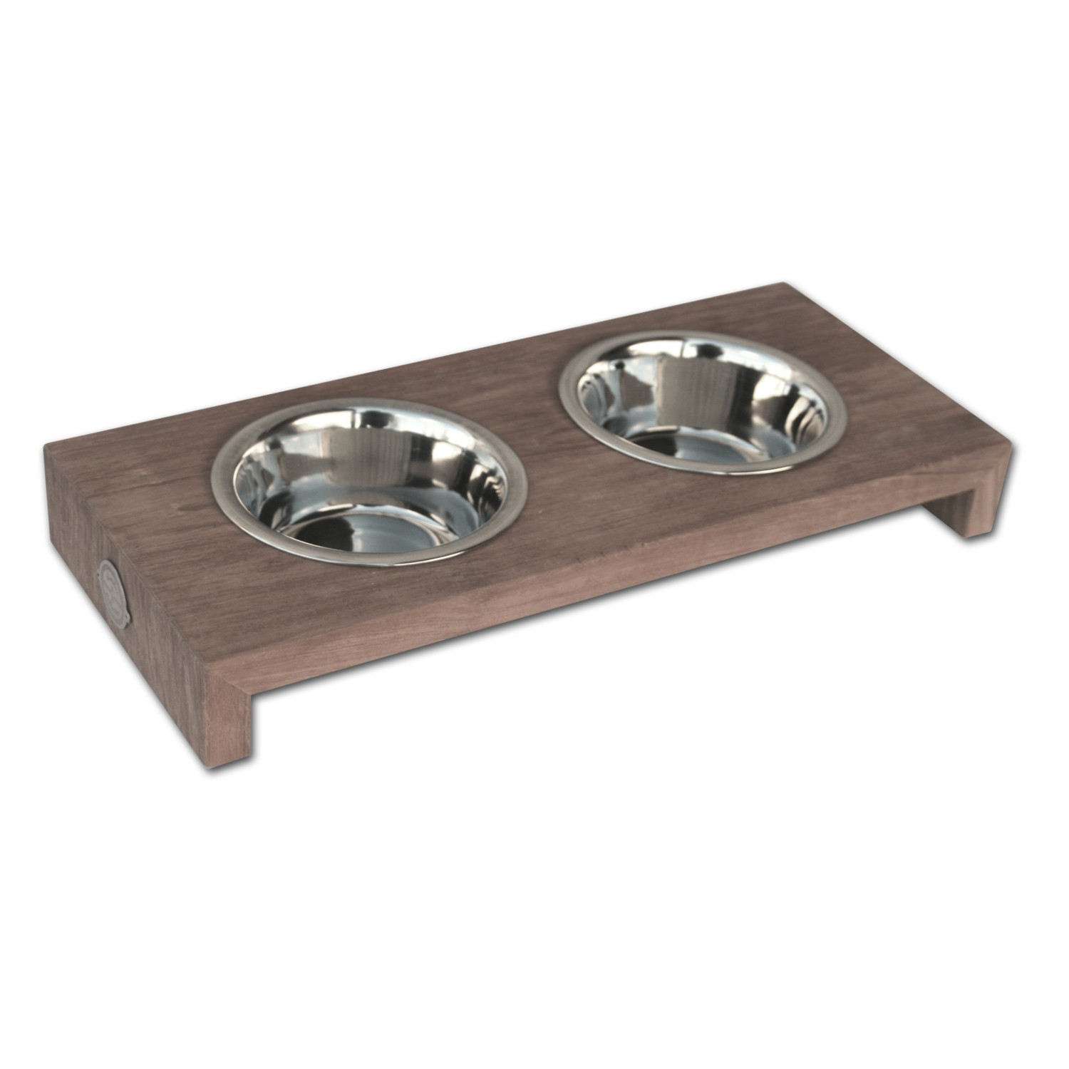 wolters cat dog dinnerbowl double hundeshop n pfe. Black Bedroom Furniture Sets. Home Design Ideas