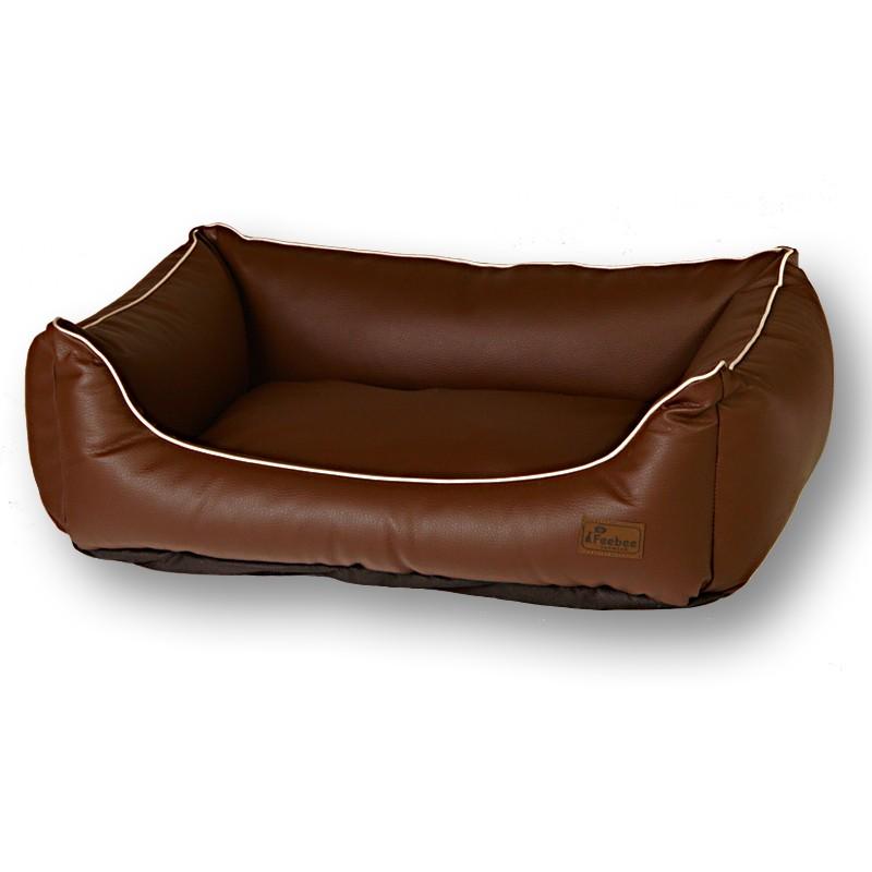 dogbed jack alcantara art leder hundebett hundekissen. Black Bedroom Furniture Sets. Home Design Ideas