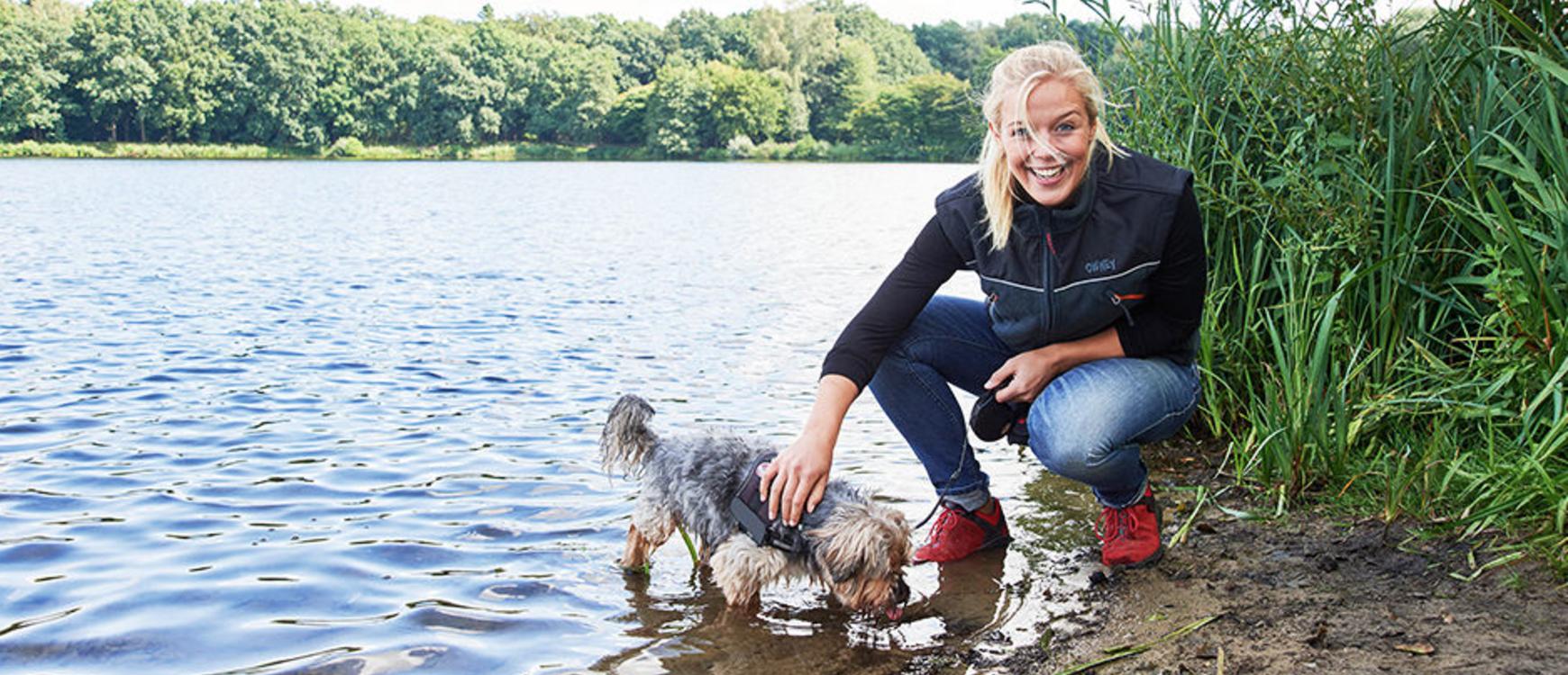 Owney Outdoor Jacken für die Unternehmungen mit dem Hund