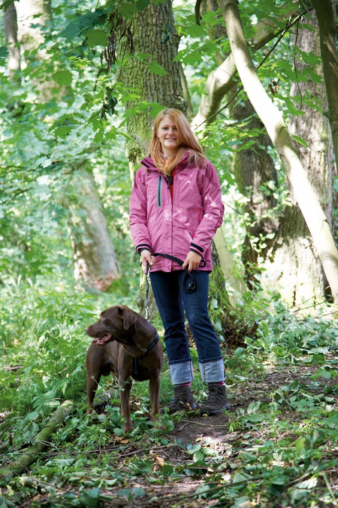 Wolters Cat Dog Outdoorjacke Rose