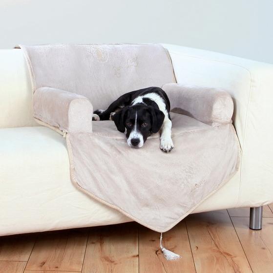 hundek nig sofa liegeplatz hundedecke beige 70 x 200 cm. Black Bedroom Furniture Sets. Home Design Ideas