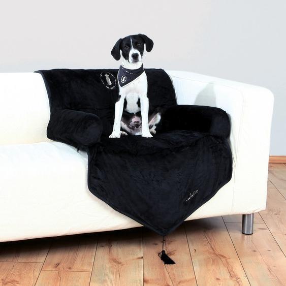 hundek nig sofa liegeplatz hundedecke schwarz 70 x 200. Black Bedroom Furniture Sets. Home Design Ideas