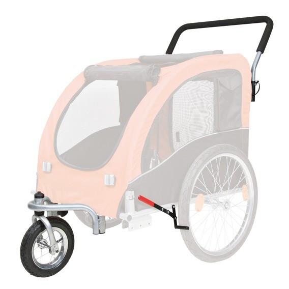 umbausatz friends on tour zum jogger hundebuggy fahrrad. Black Bedroom Furniture Sets. Home Design Ideas