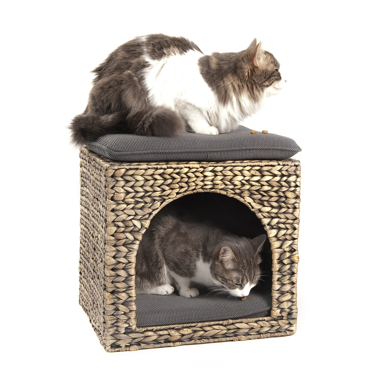 wolters hunde katzen w rfel mekong bett hund hundeshop. Black Bedroom Furniture Sets. Home Design Ideas